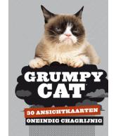 Grumpy Cat 30 absichtkaarten oneindig chagrijnig