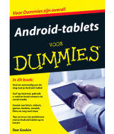 Android tablets voor dummies