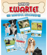 Kwartet hond