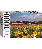 Legpuzzel Rosedale Kansas 1000 stukjes