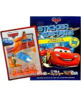 Cars Sticker garage