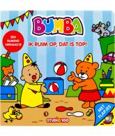 Bumba Kartonboek met flapjes - Ik ruim op, dat is top!