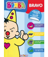 Bumba Stickerboek met beloningsposter