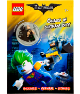 Lego Minifiguur Batman