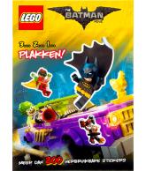 Lego - Batman 3..2..1.. plakken!