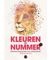 Kleurplaten Voor Volwassenen Met Nummers.Boekenvoordeel Verrast Je Met Boek Hobby En Cadeau Kleuren Voor