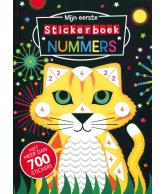 Mijn eerste stickerboek met nummers