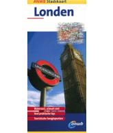 ANWB Stadskaart Londen