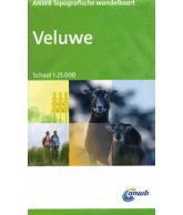 ANWB Topografische wandelkaart Veluwe