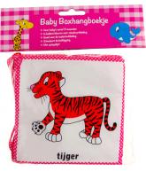 Baby Boxhangboekje Roze