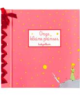 Onze kleine prinses babyalbum roze