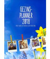 Agenda 2018 Gezinsplanner