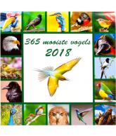 Kalender 2018 365 mooiste vogels