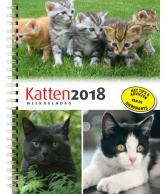 Weekagenda 2018 katten & tips
