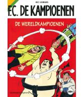 Strip FC De Kampioenen - De wereld kampioenen