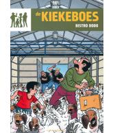 Strip Kiekeboe bistro dodo