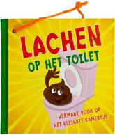 Toiletboek lachen op het toilet