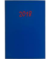 Agenda promise soft 2018 donker blauw