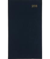 Agenda topper zakagenda 2018 blauw (402)