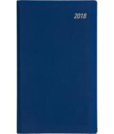 Week agenda blauw 2018 dataplan seta 7/2 staand