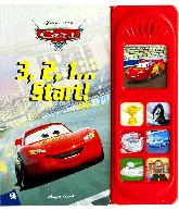Disney cars 3,2,1…start