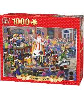 Puzzel Sinterklaas (1000 pcs)