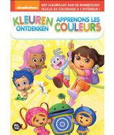 DVD Nickelodeon - Kleuren Ontdekken