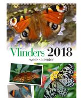Weekkalender 2018 vlinders