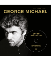The Icon Series: George Michael (boek+dvd)