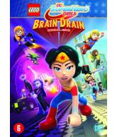 Lego DC super hero girls - Brain drain