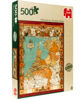 LEGPUZZEL JUMBO 500 PCS HOLLAND