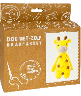 Haakpakket Giraffe groot