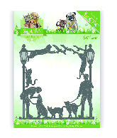 Snijmal sweet pets pet frame