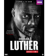 Luther - Complete collection