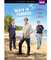 Death in paradise - Seizoen 1-6