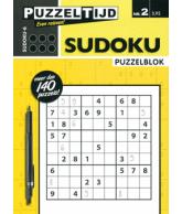 Puzzelblok sudoku 6 punt nr 2