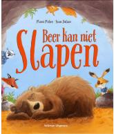 Beer kan niet slapen