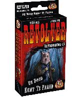 Uitbreiding spel Revolver 1.5 De dood komt te paard