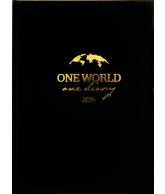 Luxe agenda 2018 One World