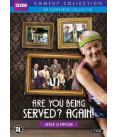 Are you being served again - Complete collection