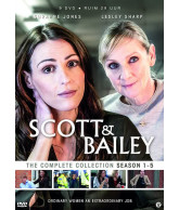Scott & Bailey - Complete collection