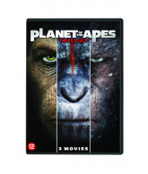 Planet of the apes 1-3