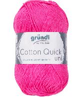 Cotton Quick Uni 128 ROZE 50GR