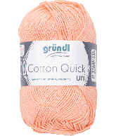 Cotton Quick Uni 134 ABRIKOOS 50GR