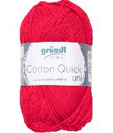 Cotton Quick Uni 147 ROOD 50GR