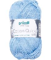 Cotton Quick Uni 148 HEMELS BLAUW 50GR