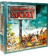Bordspel Stephensons Rocket