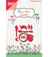 Joy snijmal mon ami snowy