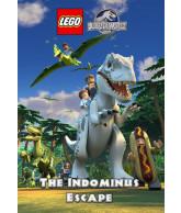 Lego jurassic park - The indominus escape