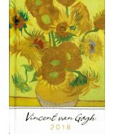 Jaaragenda Vincent van Gogh 2018